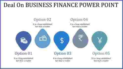 Twist model business finance PowerPoint