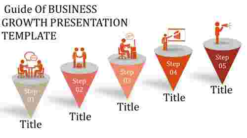 business growth presentation template-Guide Of BUSINESS GROWTH PRESENTATION TEMPLATE