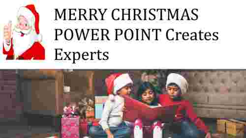 merry Christmas power point-MERRY CHRISTMAS POWER POINT Creates Experts