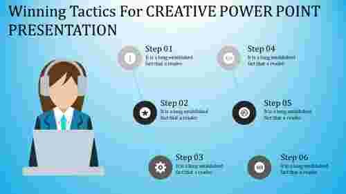 creative power point presentation of analysis