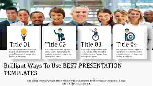best presentation templates for business professionals