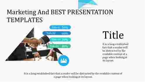 Best presentation templates For Marketing