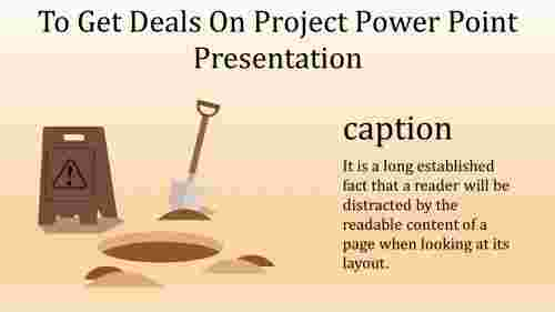A one noded project power point presentation