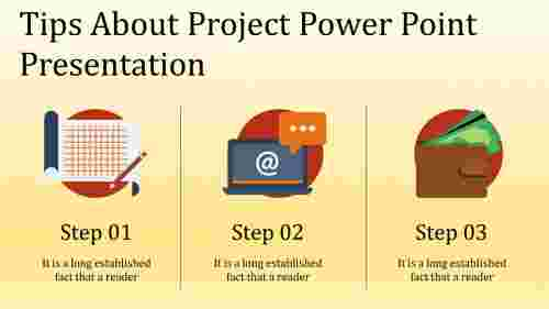 A three noded project power point presentation
