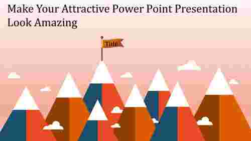 A zero noded attractive power point presentation