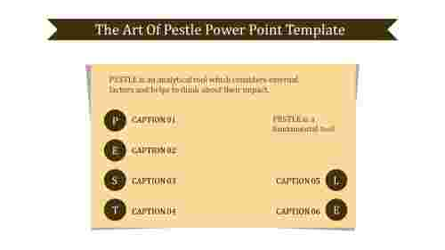 pestle power point template-The Art Of Pestle Power Point Template