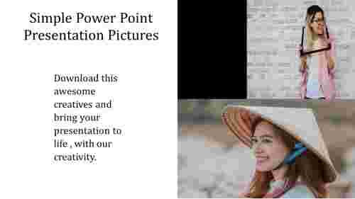 A one noded power point presentation pictures