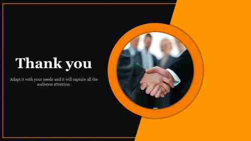Best thank you slide for PowerPoint presentation template