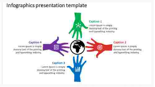 infographic presentation template-