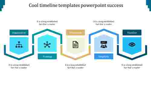 editable cool timeline templates powerpoint