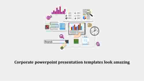 A zero noded corporate powerpoint presentation templates
