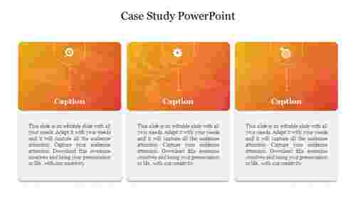 A one noded case study powerpoint