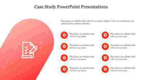 A six noded case study powerpoint presentations