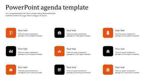 Best powerpoint agenda template