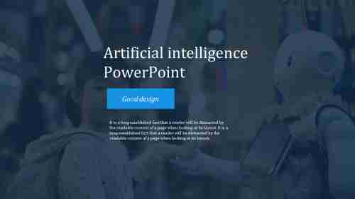 Amazing artificial intelligence powerpoint