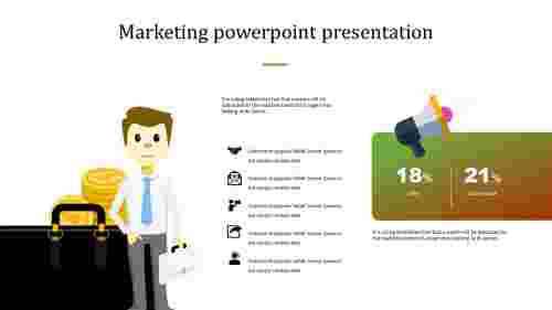 Creative marketing powerpoint presentation