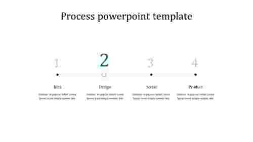 Linearprocesspowerpointtemplate