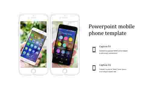 Best powerpoint mobile phone template