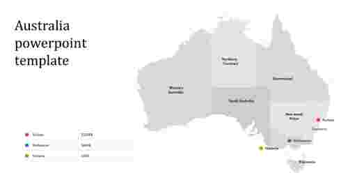 Best Australia powerpoint template