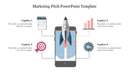 Best Marketing Pitch PowerPoint Template