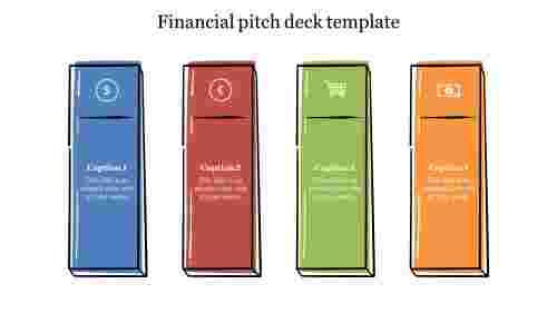 Best Financial pitch deck template