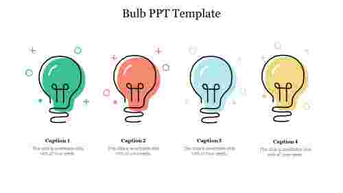 Best Bulb PPT Template