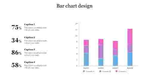 BarchartdesignPowerPoint