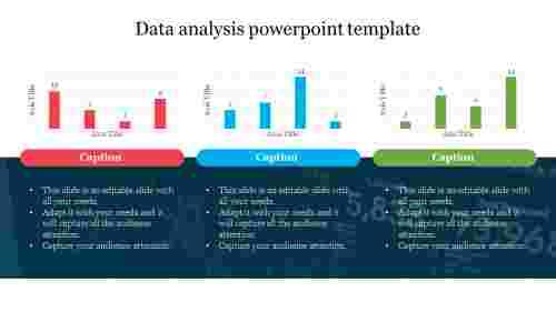 Dataanalysispowerpointtemplatewithchart
