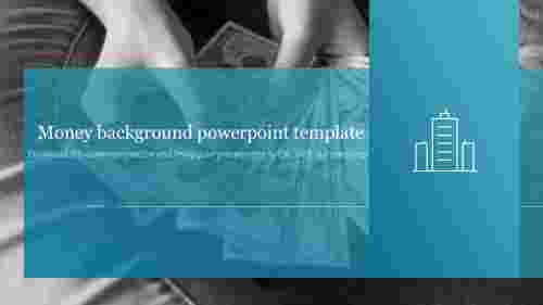 Money background powerpoint template
