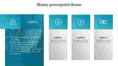 Money powerpoint theme