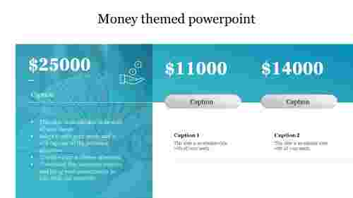Money themed powerpoint