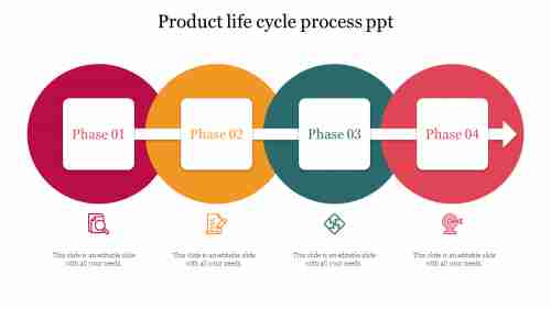 Product life cycle process ppt
