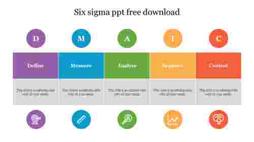 Six sigma ppt free download