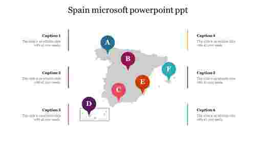 Spain microsoft powerpoint ppt