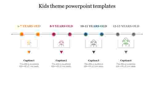 Kids theme powerpoint templates