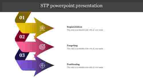 STPpowerpointpresentationwitharrowdesign