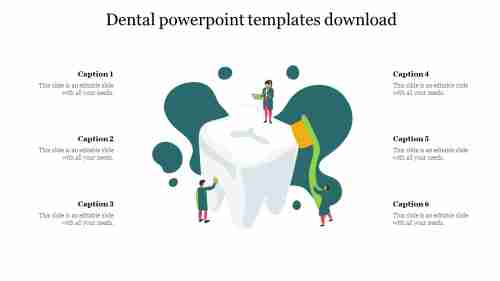 Dental powerpoint templates download