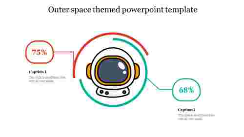 Editable%20Outer%20space%20themed%20powerpoint%20template%20