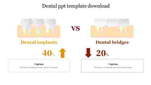 Dental ppt template download