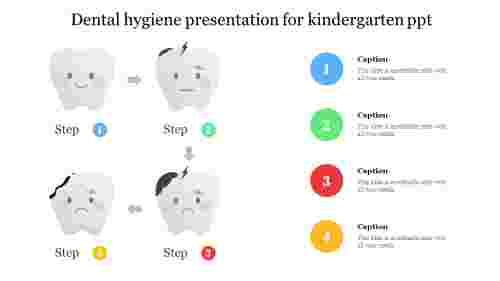 Dental hygiene presentation for kindergarten ppt