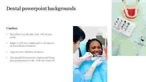 Dental powerpoint backgrounds