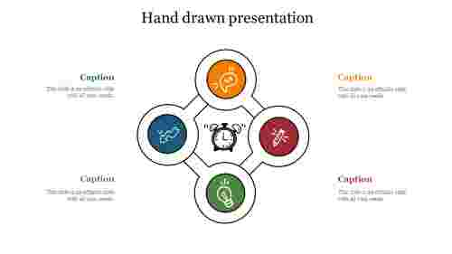 Hand drawn presentation