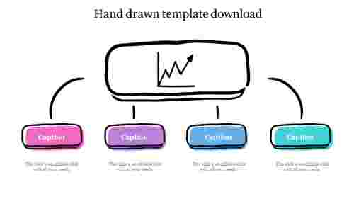 Hand drawn template download