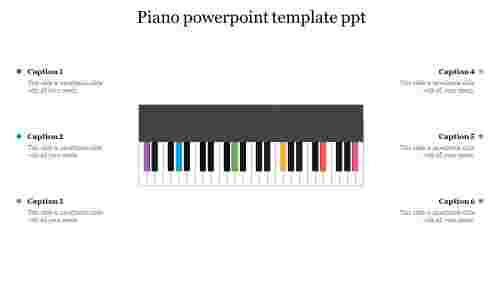 Nice%20Piano%20powerpoint%20template%20ppt%20