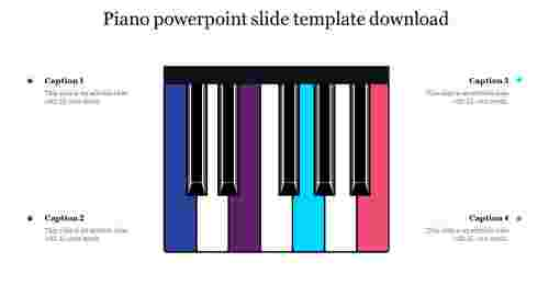 Creative%20Piano%20powerpoint%20slide%20template%20download%20