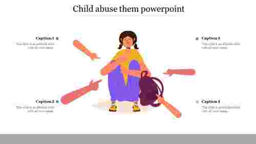 Child abuse them powerpoint