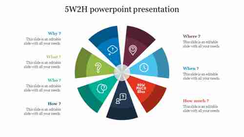 Editable%205W2H%20PowerPoint%20Presentation%20Slide%20Templates