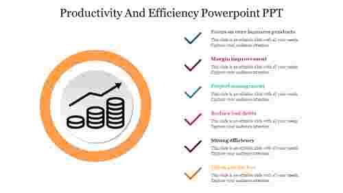 Creative%20Productivity%20And%20Efficiency%20Powerpoint%20PPT