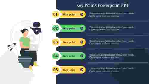 Creative%20Key%20Points%20Powerpoint%20PPT