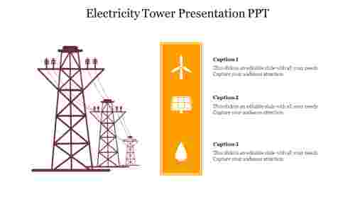 Editable%20Electricity%20Tower%20Presentation%20PPT
